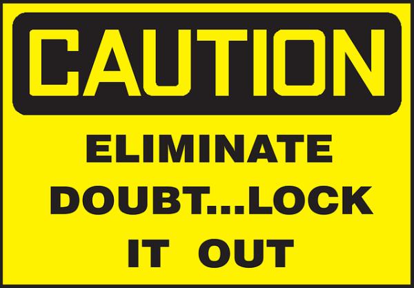 Eliminate doubt lock-44463_640